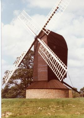 Post mill, Rolvenden, Kent