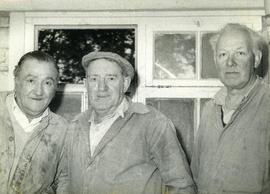 Sonning  Mill employees 1969