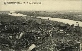 """The ruins of Dixmude"""