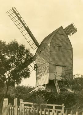 """Oldland's Mill, Ditchling, Sussex"""