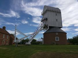 Post mill, South Walsham