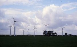 """Franeken wind turbines, group of 10"""