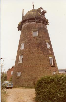 Tower mill, Tiptree, Essex