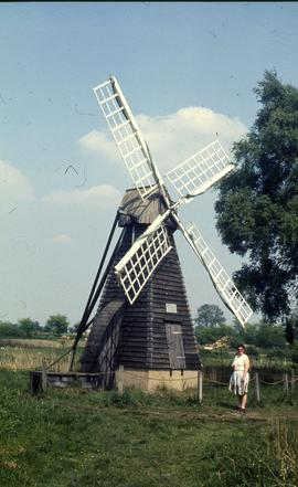 """Wicken Fen Windmill"""