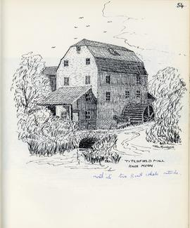 Titchfield Mill, River Meon