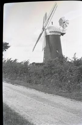 """Pakenham tower mill, Suffolk"""