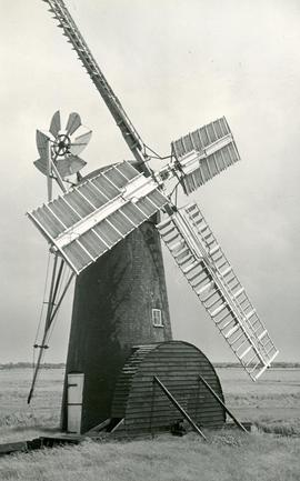 Ash Tree Farm Drainage Mill, Norfolk, England