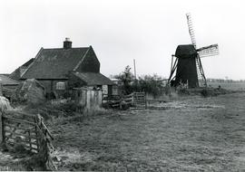 Tower Mill, Tunstall