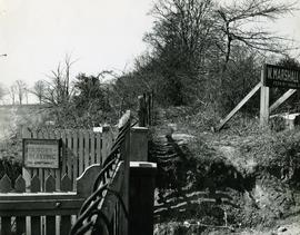 Warning Sign Near Humberfield Quarry, Hessle