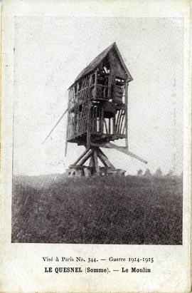 """Le Quesnel (Somme) - Le Moulin"""