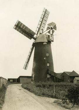 """Steven's Mill, Burwell; Cambs"""