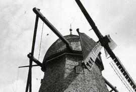 """Sails of Tower Mill, Copenhagen """