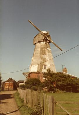 Smock mill, Willesborough, Kent