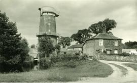 Little Cressingham, Norfolk, combined mill