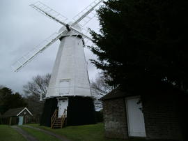 Chailey Windmill, Sussex