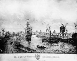 """The Port of Wisbech   Cambridgeshire"""