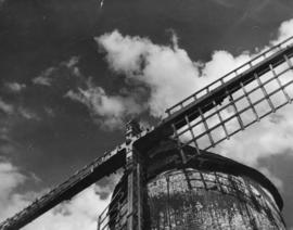 Gibbet Mill, Saughall, Cheshire, cap
