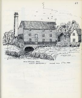 Newbridge Mill, West Bergholt