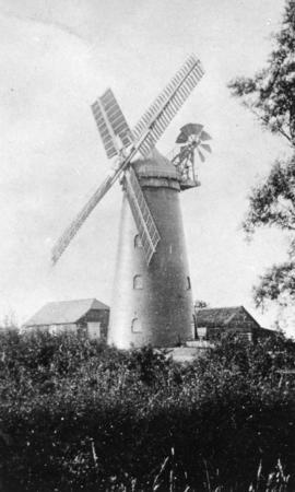 Papworth's Mill, Elsworth