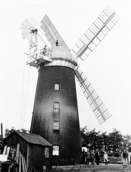 """Pakenham Mill, Suffolk"""