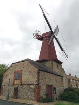 West Blatchington Windmill, Hove