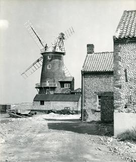Windmill, Cley-Next-The-Sea, Norfolk