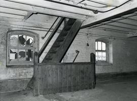 Unidentified watermill - interior