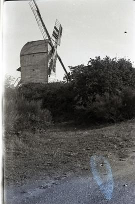 """Drinkstone post mill Suffolk"""