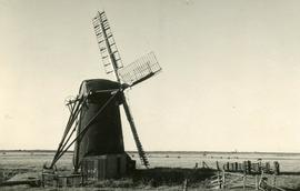 Pettingell's Mill, Haddiscoe, Norfolk, England
