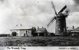"""The Windmill, Tring - copy negative"""