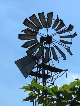 Windpump at Pixley, near Ledbury