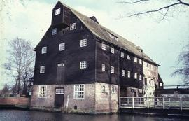 """Houghton Mill on Ouse"""