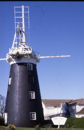 """Stow Mill, Norfolk"""