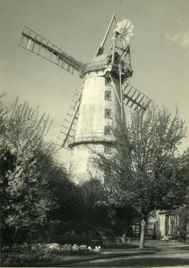 Sutton Tower Mill, Norfolk