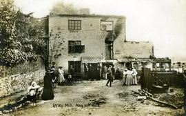 """Iffley Mill. May 21st 1908"""