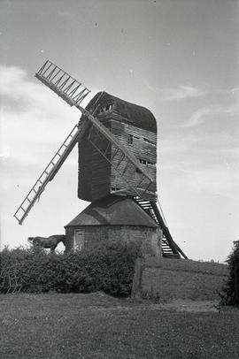 """Windmill at Mountnessing, Essex"""