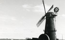 High Mill, Berney Arms Drainage Mill, Norfolk