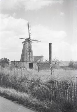 """Wingham Tower Mill, Kent"""