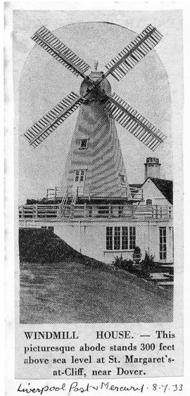 """Windmill House"""