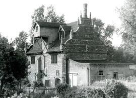 Bourne Ponds Mill, Colchester, Gable end