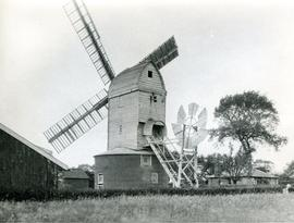 Girling's Mill, Sweffling