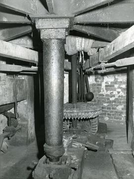 Sutton Tower Mill, Norfolk, internal gearing