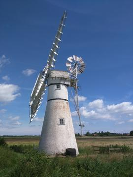 Morse's Mill, Thurne Dyke, Norfolk