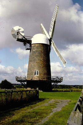 Wilton, Wilts, windmill