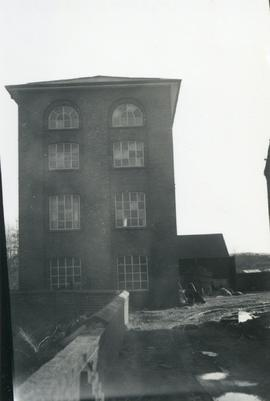Greensforge Mill, Kingswinford, from north
