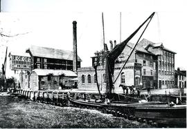 Marriages Mill (AKA East Mill), Colchester