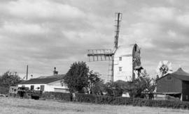 Post mill, Peasenhall
