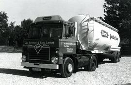Delivery tanker
