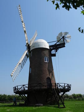 Tower mill, Wilton