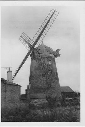 Haddenham Tower Mill, Haddenham